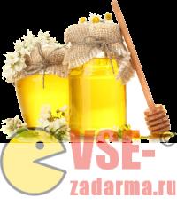 Бесплатный пробник алтайского мёда 2014