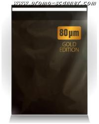Free samples of self-adhesive bags