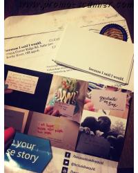 10 بطاقات بريدية مجانية لوعودك