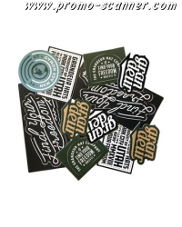 Free Grandeur Hats Stickers