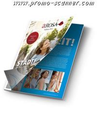 Catalogue gratuit de croisières fluviales A-ROSA