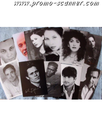 Free autographed photo of Hollywood stars