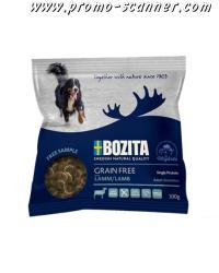 Free samples of dog food from Bozita