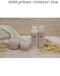 Free samples of natural cosmetics from Italy