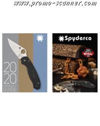 Free Spyderco Knife Catalogs