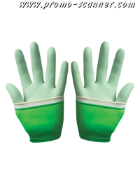 Échantillons gratuits de gants synthétiques