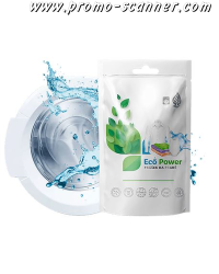 Free Eco Laundry Powder Sampler