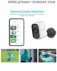 Testing a Pet Security Camera
