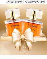 Free RCW Gorgeous Perfume Sampler