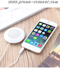 Free portable wireless bluetooth speaker